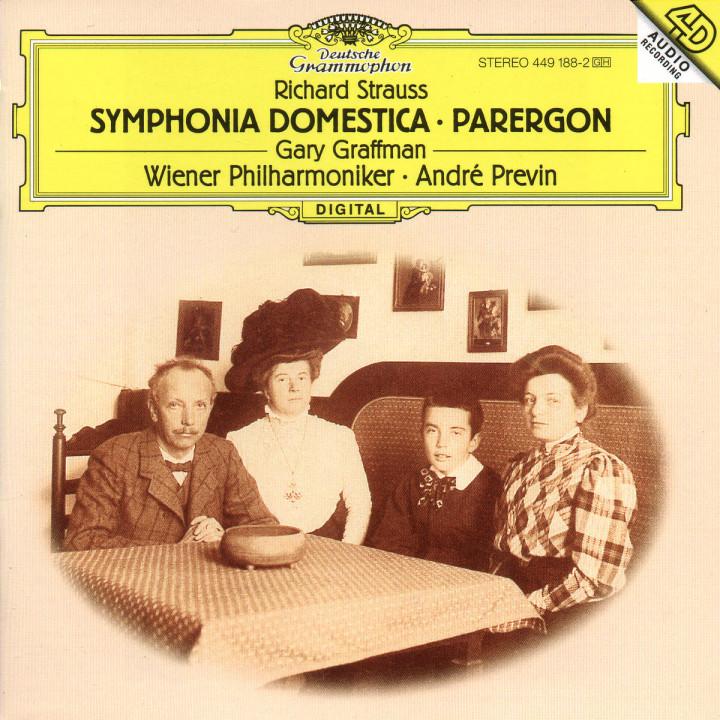 "Sinfonie ""Domestica""; Parergon 0028944918823"