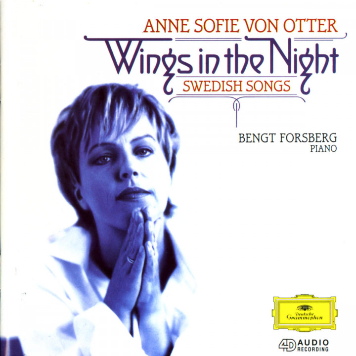 Wings in the Night: Swedish Songs 0028944918926