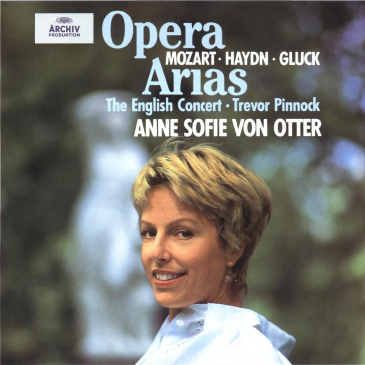 Gluck / Haydn / Mozart - Opera Arias 0028944920622
