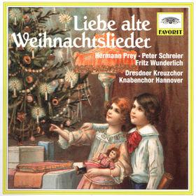 Liebe Alte Weihnachtslieder, 00028944916225