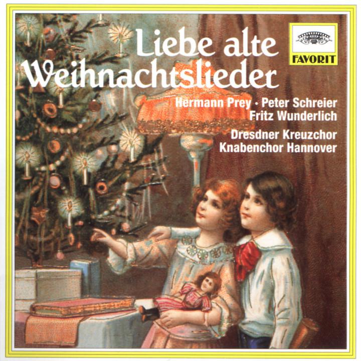 Liebe Alte Weihnachtslieder 0028944916223