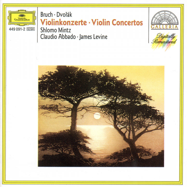 Dvorák: Violin Concerto In A Minor, Op. 53 / Bruch: Violin Concerto No.1 In G Minor, Op. 26 0028944909120