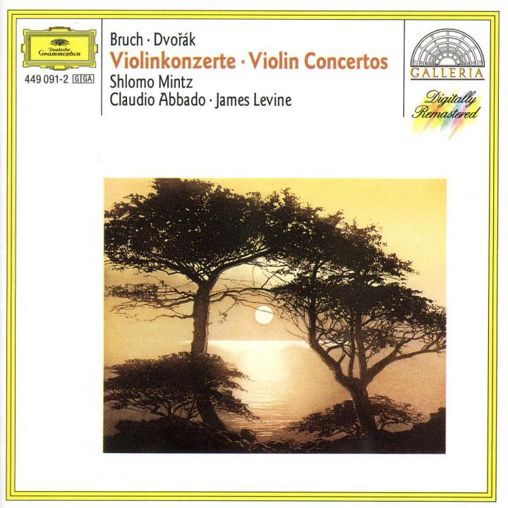 Dvorák: Violin Concerto In A Minor, Op. 53 / Bruch: Violin Concerto No.1 In G Minor, Op. 26 0028944909120