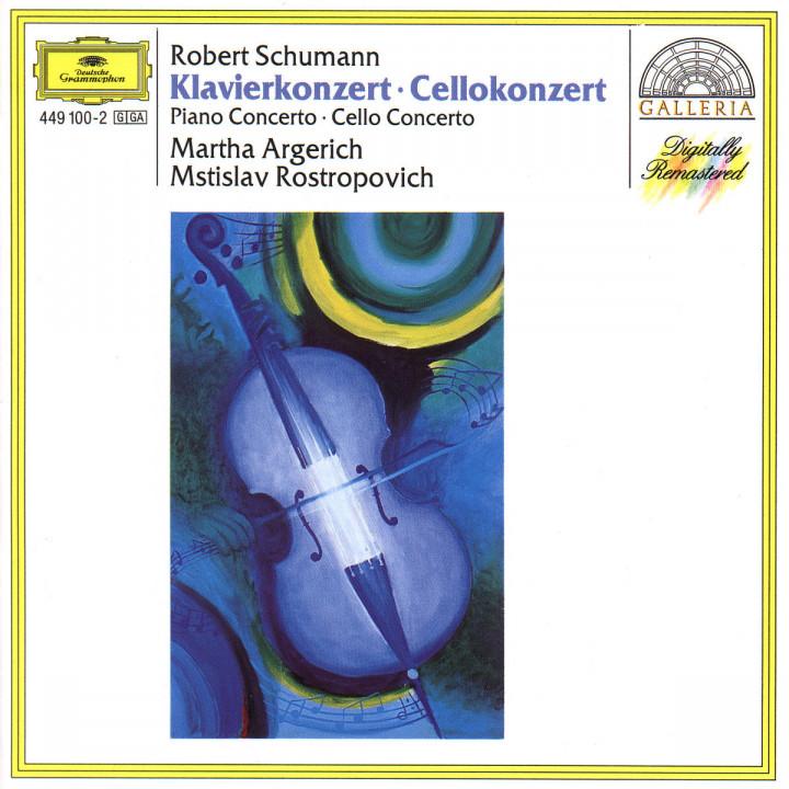 Schumann: Piano Concerto Op.54; Cello Concerto Op.129 0028944910021
