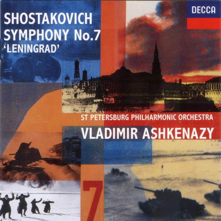 Shostakovich: Symphony No.7 0028944881424