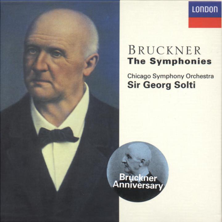 Bruckner: The Symphonies 0028944891025
