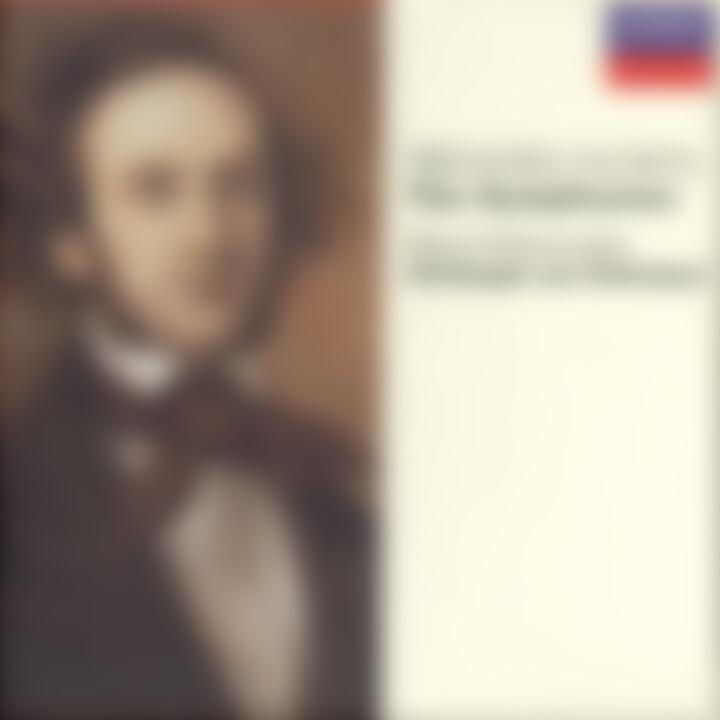 Die Sinfonien 0028944851425