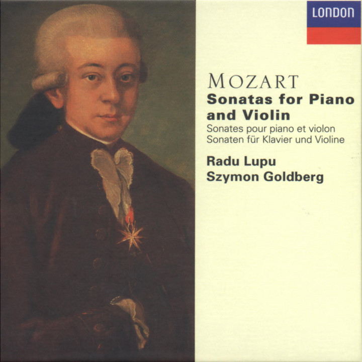 Mozart: The Sonatas for Violin & Piano 0028944852622