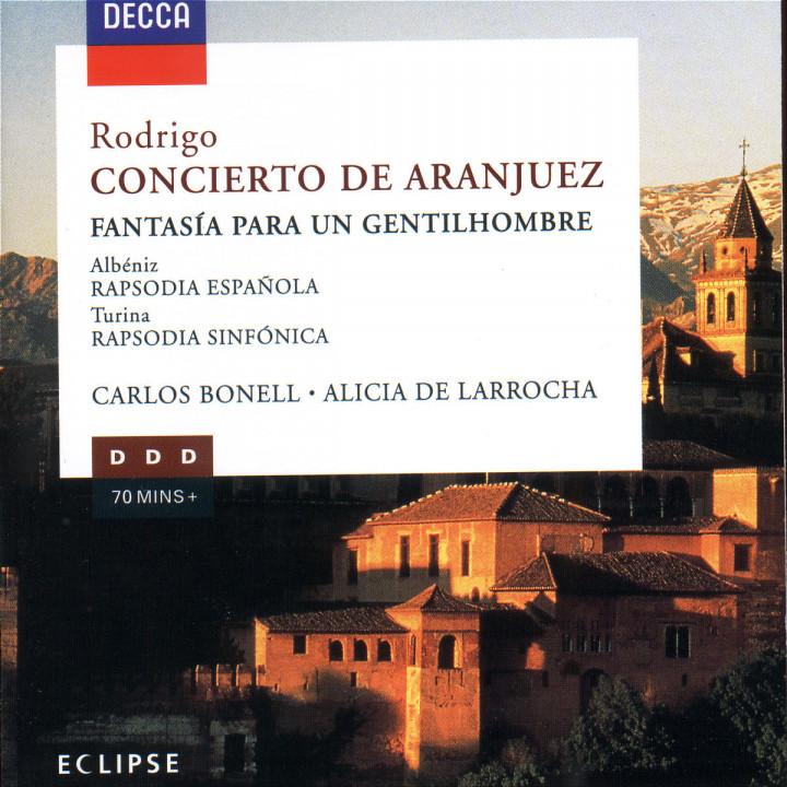 Concierto de Aranjuez;  Fantasia 0028944824326