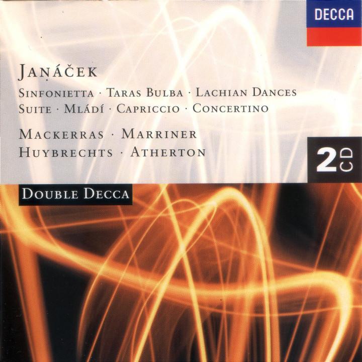 Janácek: Sinfonietta/Taras Bulba/Mládi etc. 0028944825523