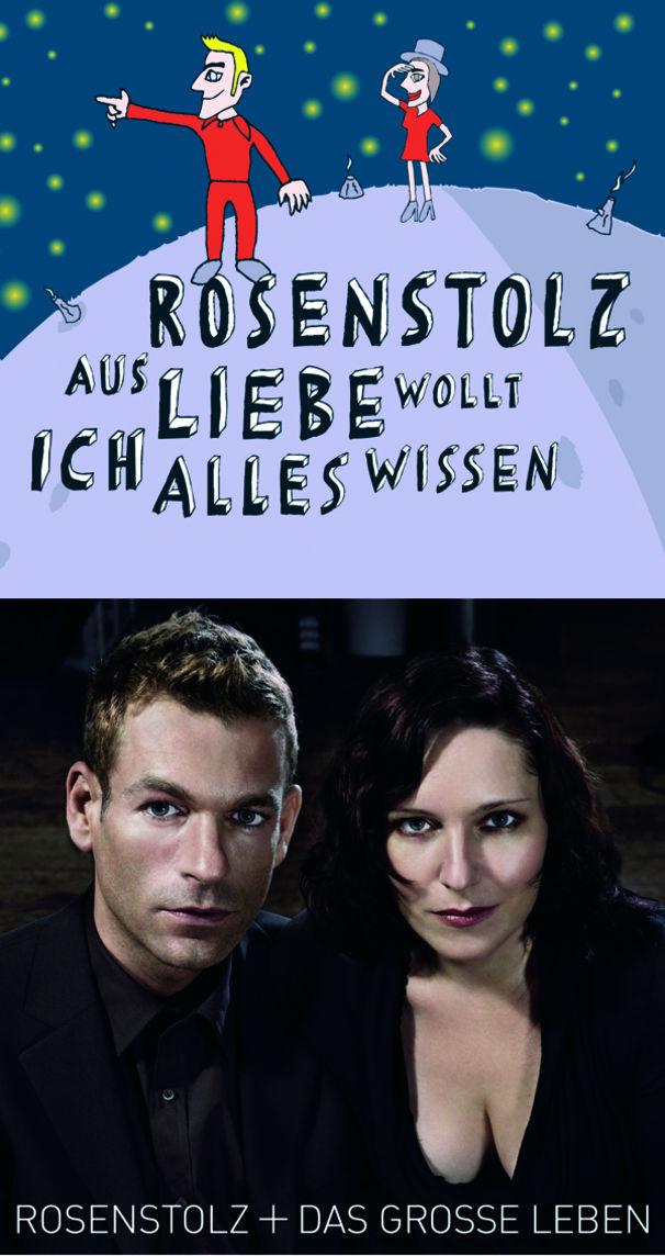 Rosenstolz, Rosenstolz gewinnen Echo 2007