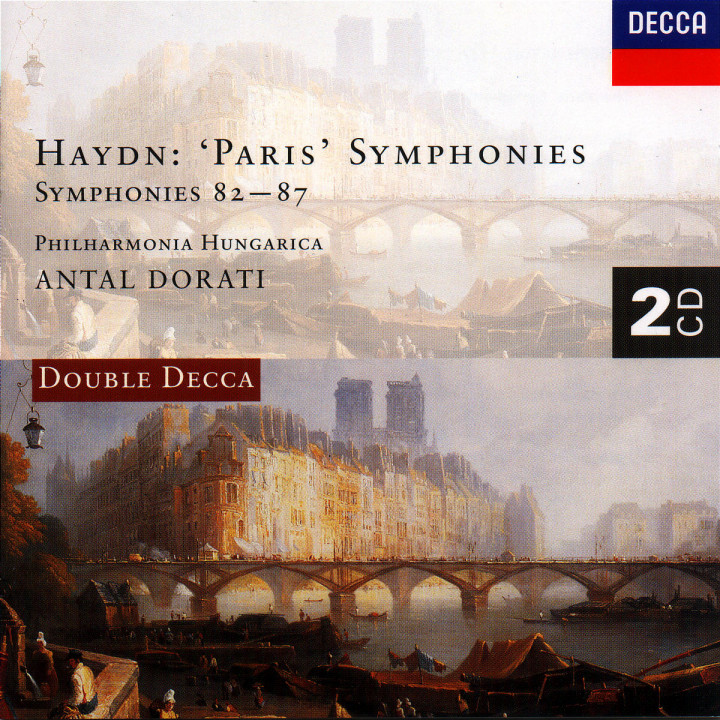 Pariser Sinfonien 0028944819421