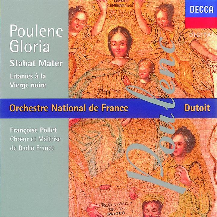 Gloria G-dur; Litanies; Stabat Mater 0028944813920