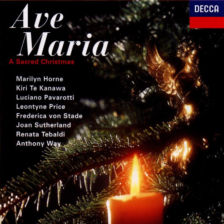 Ave Maria (Weihnachtsmusik) 0028944817625