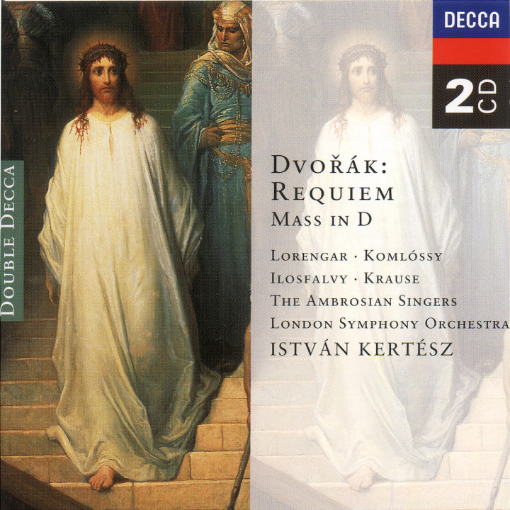 Dvorak: Requiem Mass/Mass in D 0028944808922