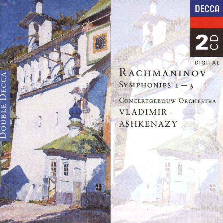 Rachmaninov: Symphonies Nos.1 - 3 0028944811629