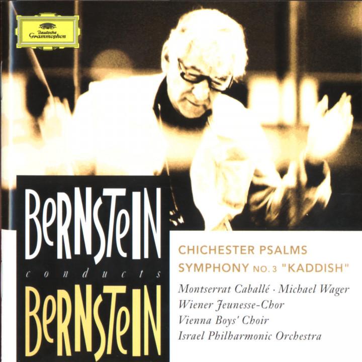 "Bernstein: Chichester Psalms; Symphony No.3 ""Kaddish"" 0028944795420"