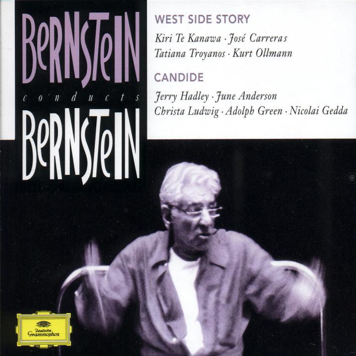 Bernstein: West Side Story; Candide 0028944795822