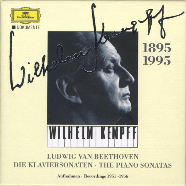 Beethoven: The Piano Sonatas 0028944796627
