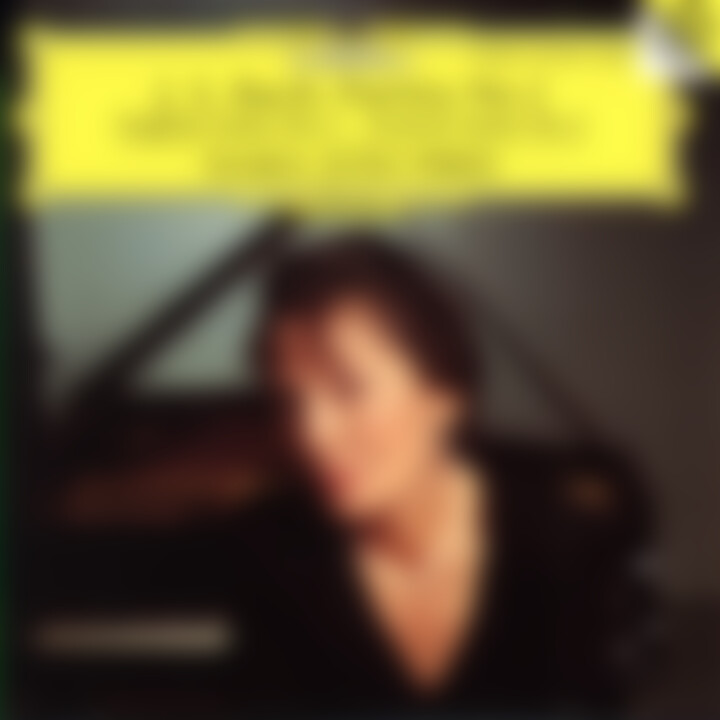 Partita Nr. 1 B-dur BWV 825; Englische Suite Nr. 3 g-moll BWV 808; Französische Suite Nr. 2 c-moll 0028944789421