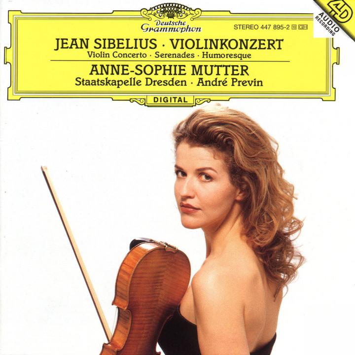 Sibelius: Violin Concerto Op.47; Serenades; Humoresque 0028944789524