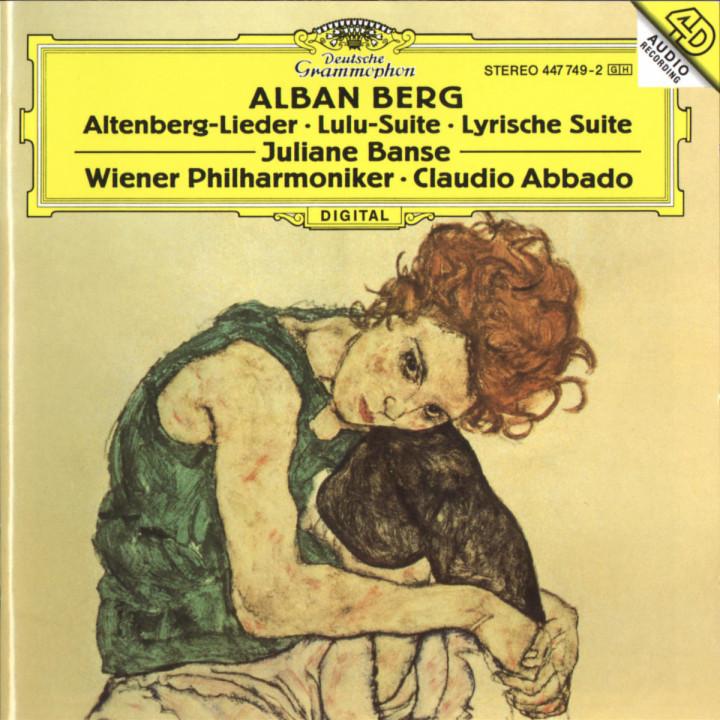 Altenberg-Lieder; Lulu-Suite 0028944774928