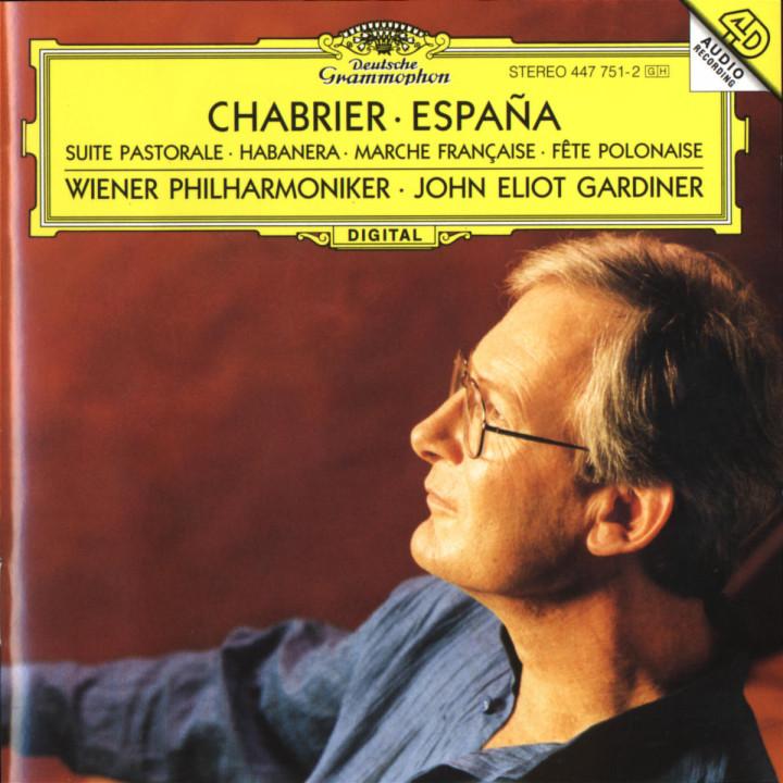 Chabrier: España; Suite pastorale 0028944775125