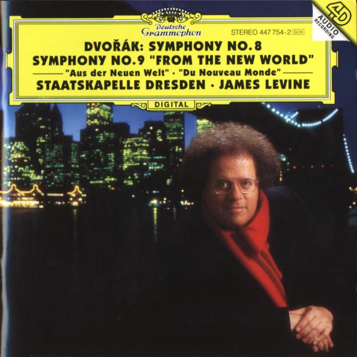 """Sinfonien Nr. 8 G-dur op. 88 """"Englische"""" & Nr. 9 e-moll op. 95 """"Aus der Neuen Welt"""" 0028944775424"""