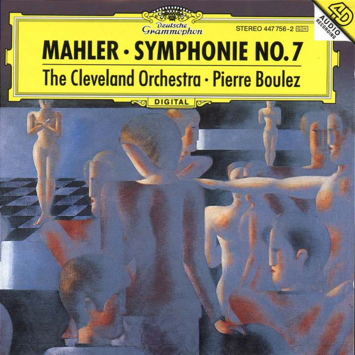 "Mahler: Symphony No.7 ""Song Of The Night"" 0028944775620"