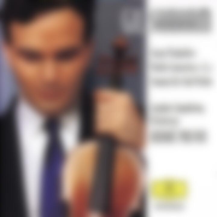 Violinkonzerte Nr. 1 & Nr. 2; Solosonate 0028944775826