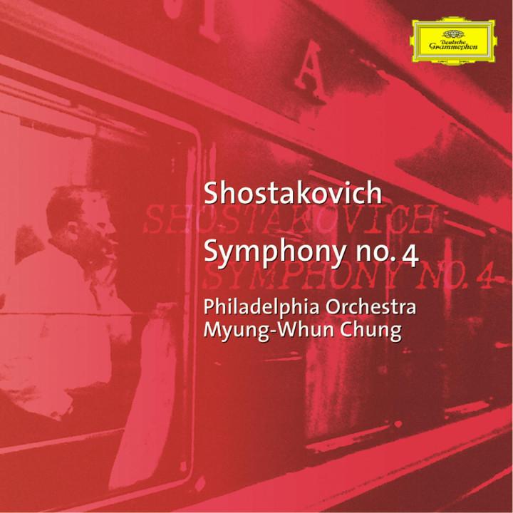 Shostakovich: Symphony No.4 0028944775929