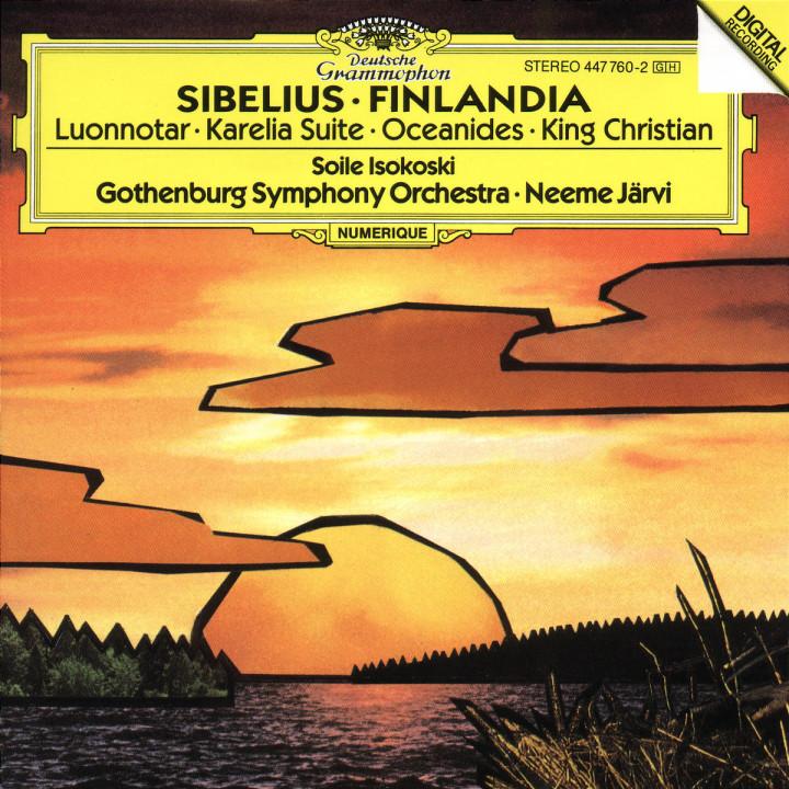 Finlandia; Luonnotar 0028944776023