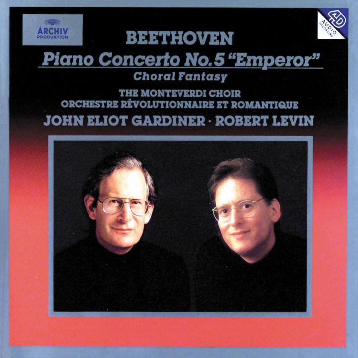 "Klavierkonzert Nr. 5 Es-dur op. 73 ""Emperor""; Chorfantasie c-moll op. 80 0028944777127"
