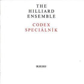 The Hilliard Ensemble, Codex speciálník, 00028944780727