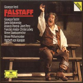 Wiener Philharmoniker, Verdi: Falstaff, 00028944768626