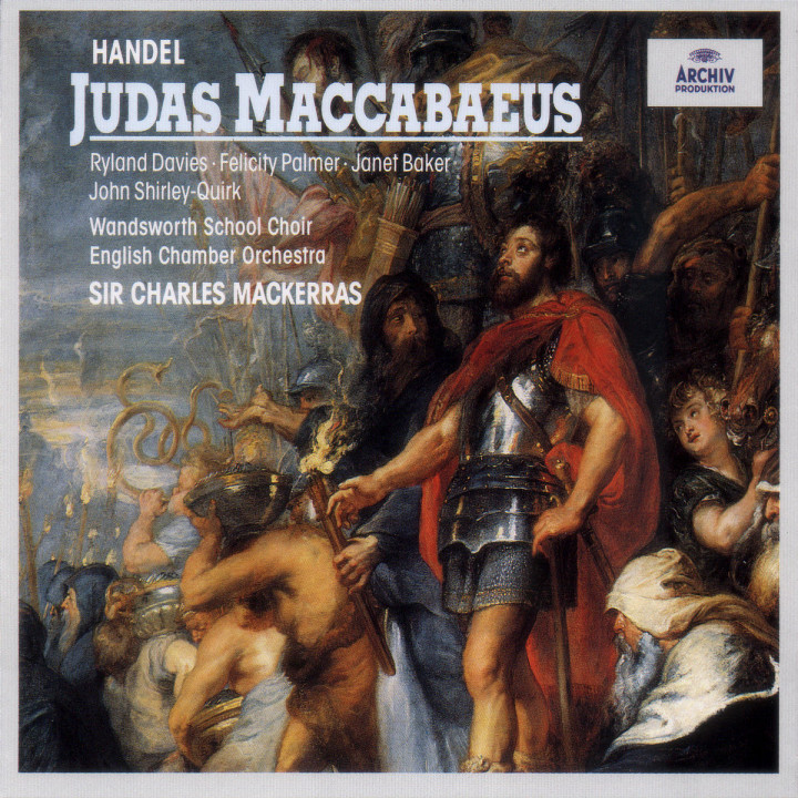 Handel: Judas Maccabaeus 0028944769229