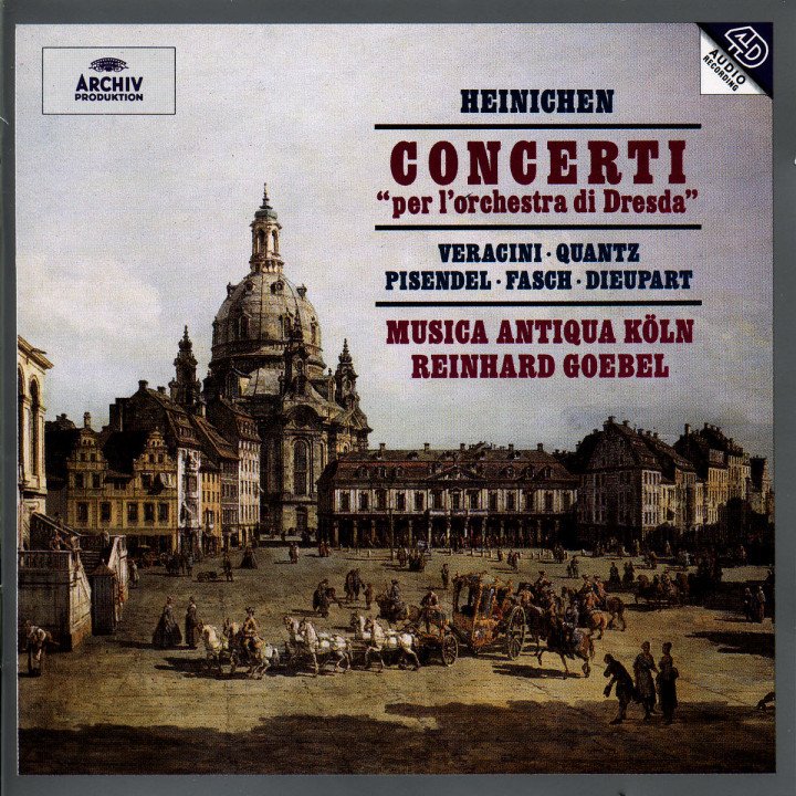 "Concerti ""per l'orchestra di Dresda"" 0028944764420"