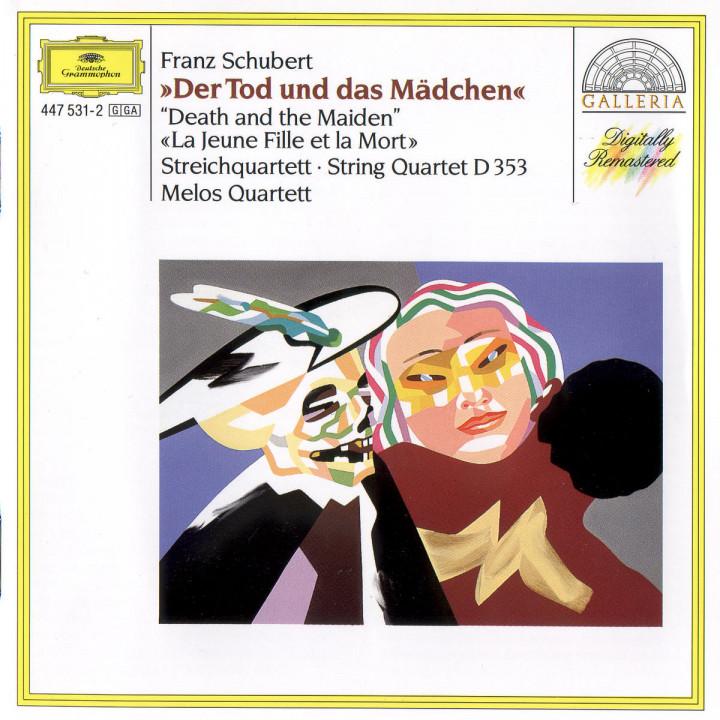 "Streichquartette E-dur D 353 & d-moll D 810 ""Der Tod und das Mädchen"" 0028944753127"