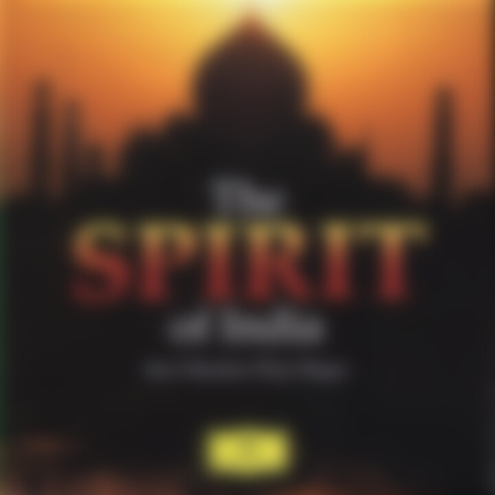 The Spirit Of India - Ravi Shankar spielt Ragas 0028944753220