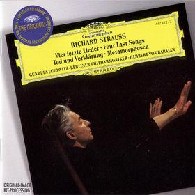 The Originals, Strauss, R.: Tod und Verklärung, Metamorphosen, Vier letzte Lieder, 00028944742220