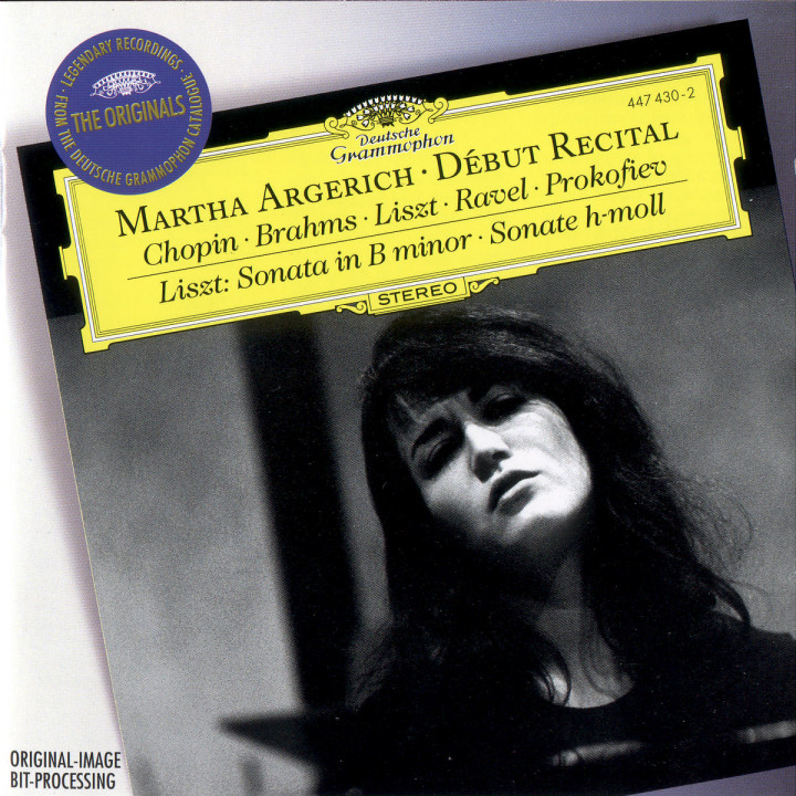 Martha Argerich - Debut Recital 0028944743021