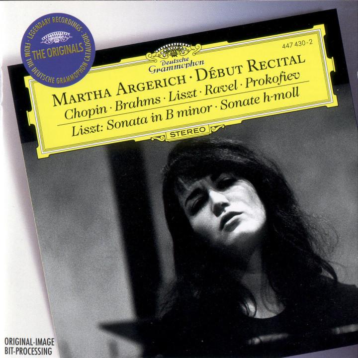Martha Argerich - Debut Recital 0028944743021
