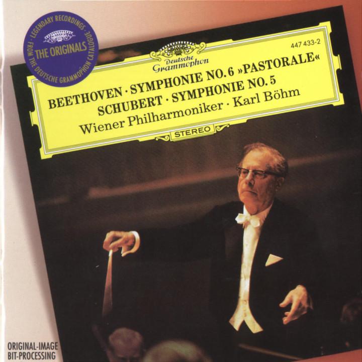 "Beethoven: Symphony No.6 ""Pastoral"" / Schubert: Symphony No.5 0028944743320"