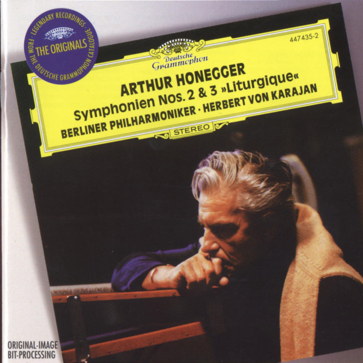 Honegger: Symphonies Nos.2 & 3 / Stravinsky: Concerto in D for String Orchestra 0028944743526