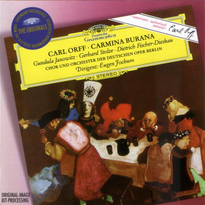 Orff: Carmina Burana 0028944743722
