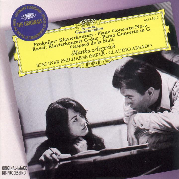 Prokofiev: Piano Concerto No.3 / Ravel: Piano Concerto in G major 0028944743825