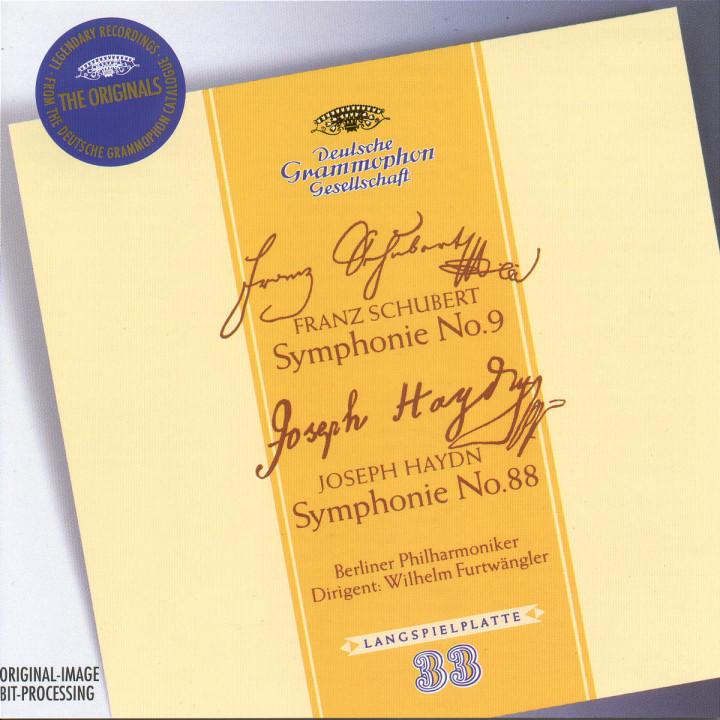 Schubert: Symphony No.9 / Haydn: Symphony No.88 0028944743928
