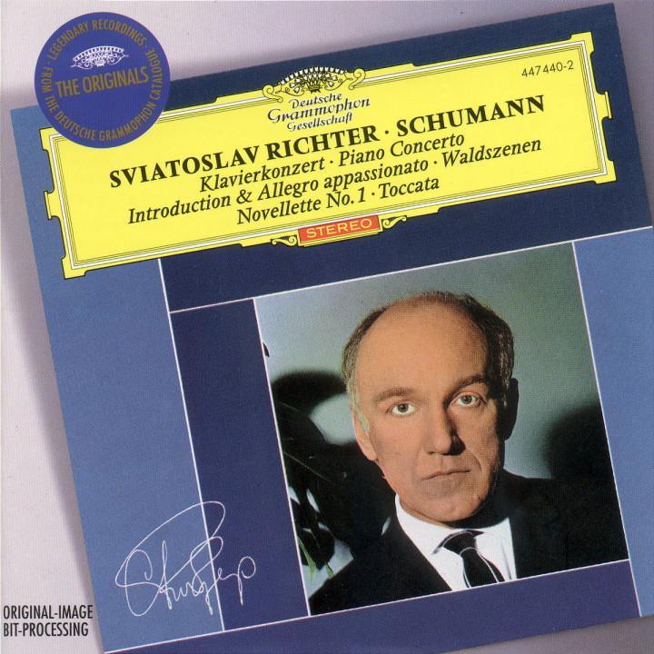 Schumann: Piano Concerto; Introduction & Allegro appassionato; Waldszenen 0028944744022