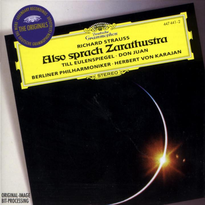 Strauss, R.: Also sprach Zarathustra; Till Eulenspiegel; Don Juan; Salome's Dance Of The Seven Veil 0028944744125
