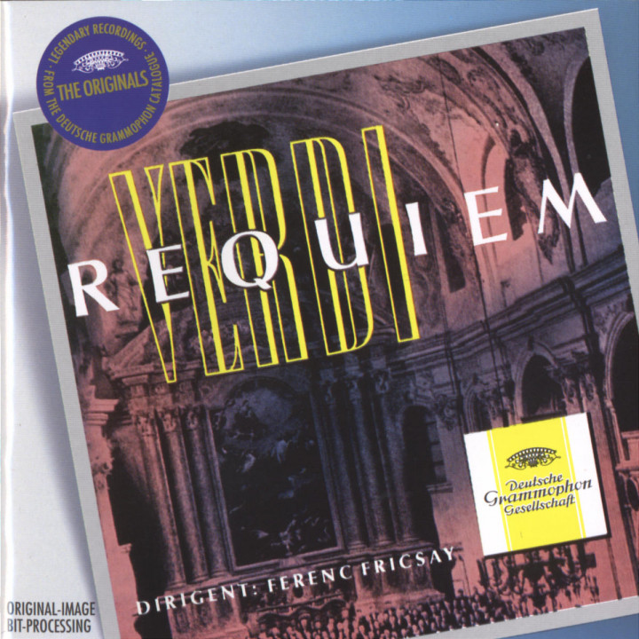 Verdi: Messa da Requiem 0028944744228